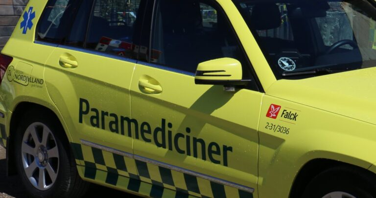 Region Nordjylland hjemtager læge- og akutbiler