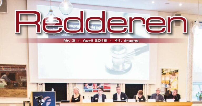 Redderen – April 2018
