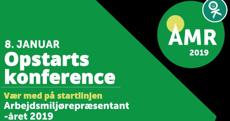 2019 – Arbejdsmiljørepræsentantåret