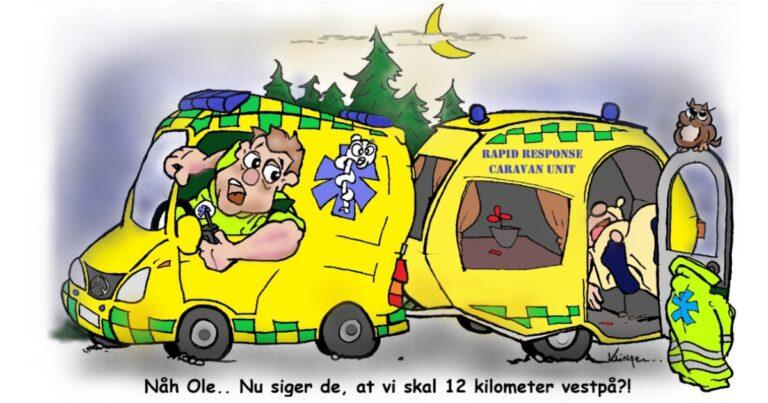 Region Midtjylland blæser på arbejdsmiljøet