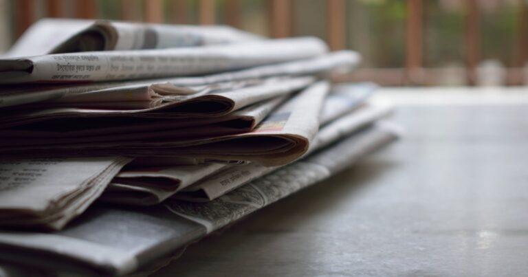 Den seneste tids dækning af reddere i pressen