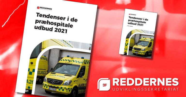 Ny rapport om de præhospitale udbud